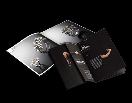 brochure designing invidev brochure designers